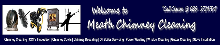 Meath Chimney Cleaning